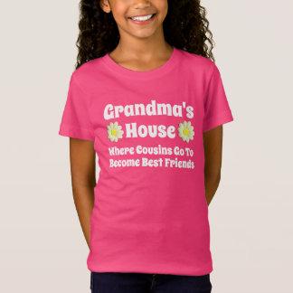 """Het """"huis van de oma. Waar de Neven… """"gaan T Shirt"""