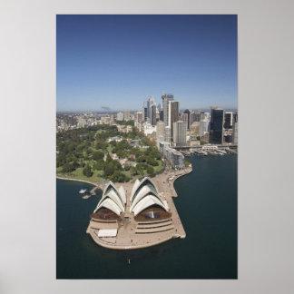 Het Huis van de Opera van Sydney, Koninklijke Bota Poster