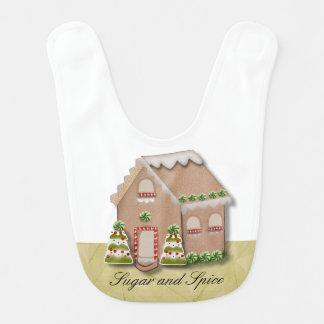 Het Huis van de Peperkoek van de suiker en van het Baby Slabbetje