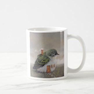 Het Huis van de vogel Koffiemok