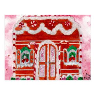 Het Huis van Ginga Briefkaart