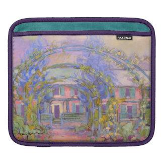 Het Huis van Monet & het Sleeve van IPad van de