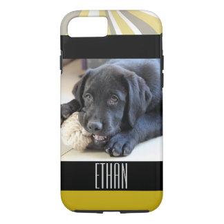 Het Huisdier van het Puppy van het Gezicht van de iPhone 8/7 Hoesje