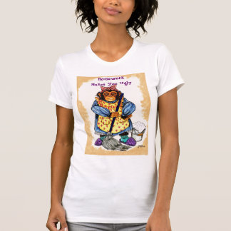 Het huishoudelijk werk maakt u Lelijk T Shirt