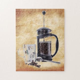 Het Hunkeren naar van de cafeïne Puzzel