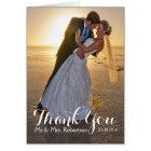 Het huwelijk dankt u de Kaart van de Nota van de