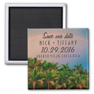 Het Huwelijk van de Bestemming van Costa Rica Magneet