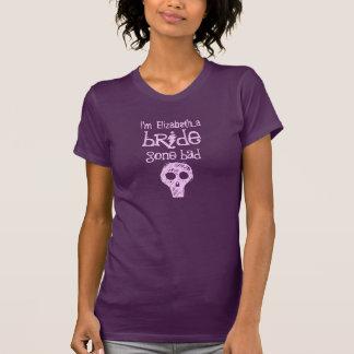 Het Idee van de Gift van het Vrijgezellenfeest van T Shirt