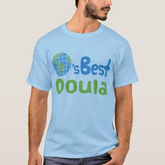 Het Idee van de gift voor Doula (Beste Werelden) T Shirt