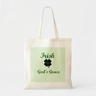 Het Iers door de Gunst van de God Draagtas