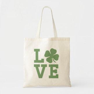 Het Ierse Bolsa van de Liefde Draagtas