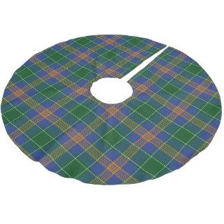 Het Ierse Geruite Schotse wollen stof van Kerstboom Rok