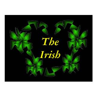 Het Ierse Hart Wenskaarten