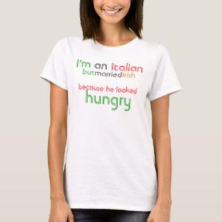 Het Ierse Italiaans T Shirt
