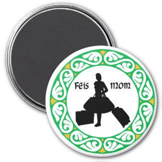 Het Ierse Mamma van Feis van de Dans Magneet