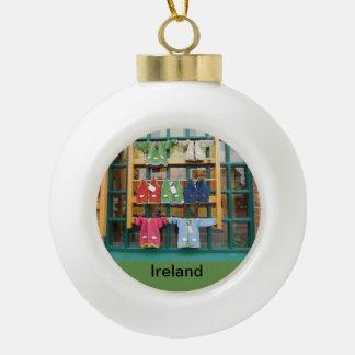 het Ierse ornament van de Kerstmisboom