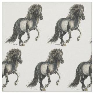 Het Ijslandse   Paard van Brana Stof