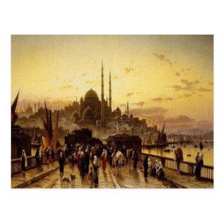 Het Imperium van de ottomane Briefkaart