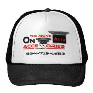 Het in beweging AutoPet van de Trucker Cap