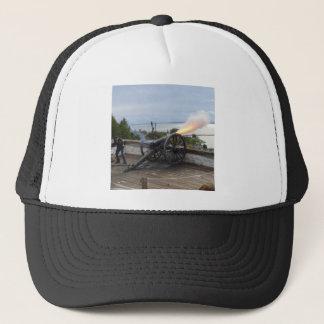 Het In brand steken van Canon Trucker Pet