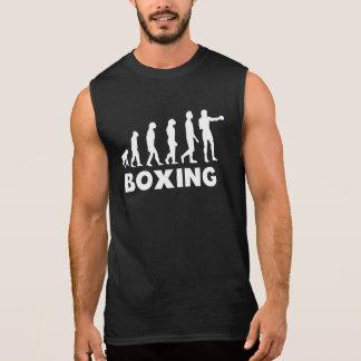 Het in dozen doen Evolutie T Shirt