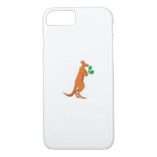 Het in dozen doen Kangoeroe iPhone 8/7 Hoesje
