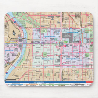 Het in kaart brengen van de Stad van Broederlijke  Muismat
