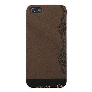 Het in reliëf gemaakte Hoesje van iPhone van het M iPhone 5 Cases