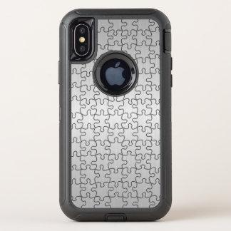 Het in verwarring brengen OtterBox defender iPhone x hoesje