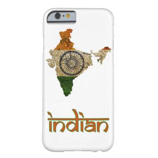 Het Indische Hoesje van de Telefoon van de Cel van