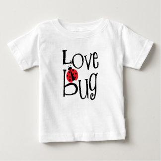 Het Insect van de liefde Baby T Shirts