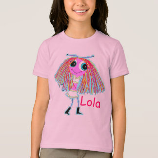 Het Insect van Hip Hop van Lola T Shirt