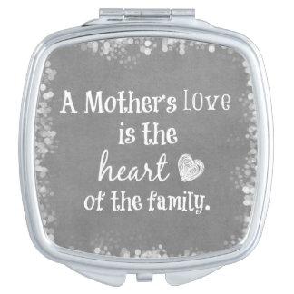 Het inspirerend Citaat van het Mamma Reisspiegeltjes