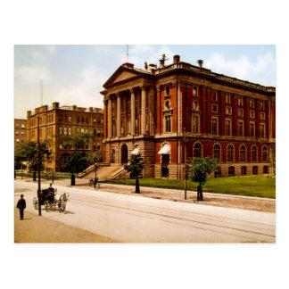 Het Instituut van Massachusetts van Technologie Briefkaart