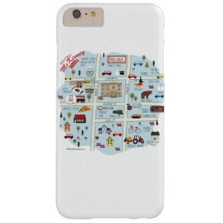 Het iPhonehoesje Van de binnenstad van McKinney Barely There iPhone 6 Plus Hoesje