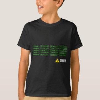 Het is al Geek aan me! Binaire Code door GeekZone T Shirt