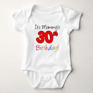 Het is de 30ste Verjaardag van de Mama Romper