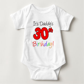 Het is de 30ste Verjaardag van de Papa Romper