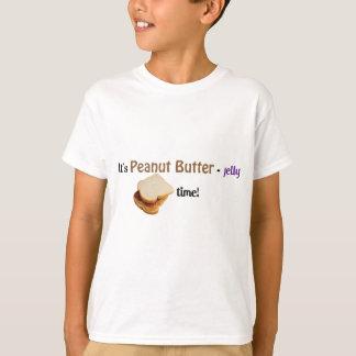 Het is de tijd van de boter-Gelei van de Pinda! T Shirt