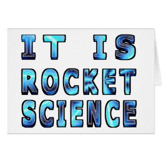Het is de Wetenschap van de Raket in 3D Kaart
