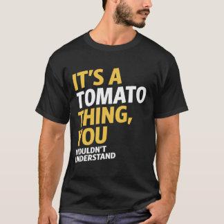 Het is een Ding van de Tomaat T Shirt