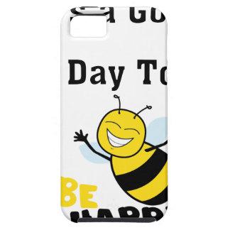 Het is een Goede Dag om Gelukkig te zijn Tough iPhone 5 Hoesje