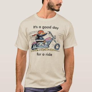 Het is een Goede Dag voor een Overhemd van de Rit T Shirt