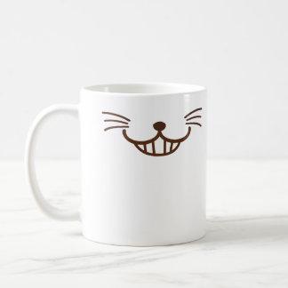 Het is een kat! (Φ ω Φ) het sluwe gezicht van de Koffiemok