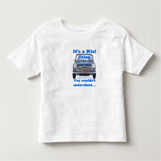 Het is een Miniding, zou u niet begrijpen Kinder Shirts