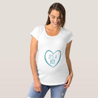 Het is een Overhemd van het Moederschap van de Zwangerschapskleding