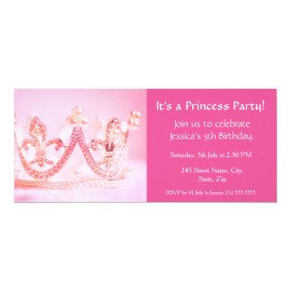 Het is een Partij van de Prinses! De Uitnodiging
