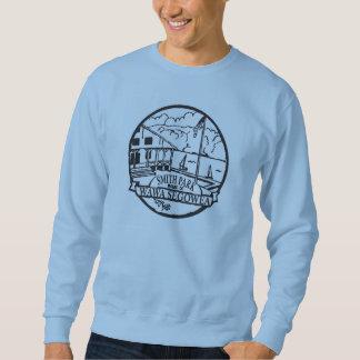 Het is een sweatshirt van het Park van Smith!
