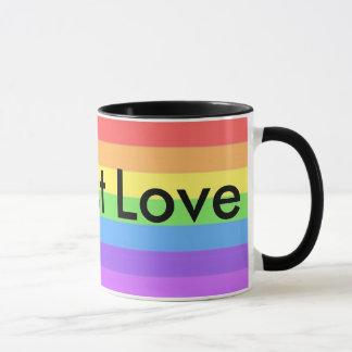 Het is enkel Liefde, de Mok van de Koffie van de
