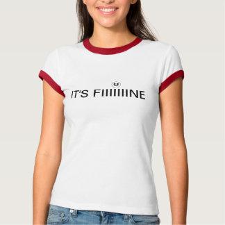 Het is fijn! t shirt